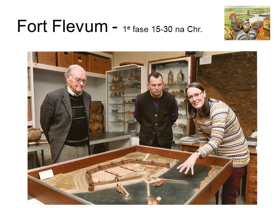 Fort Flevum - 1e fase 15-30 na Chr.