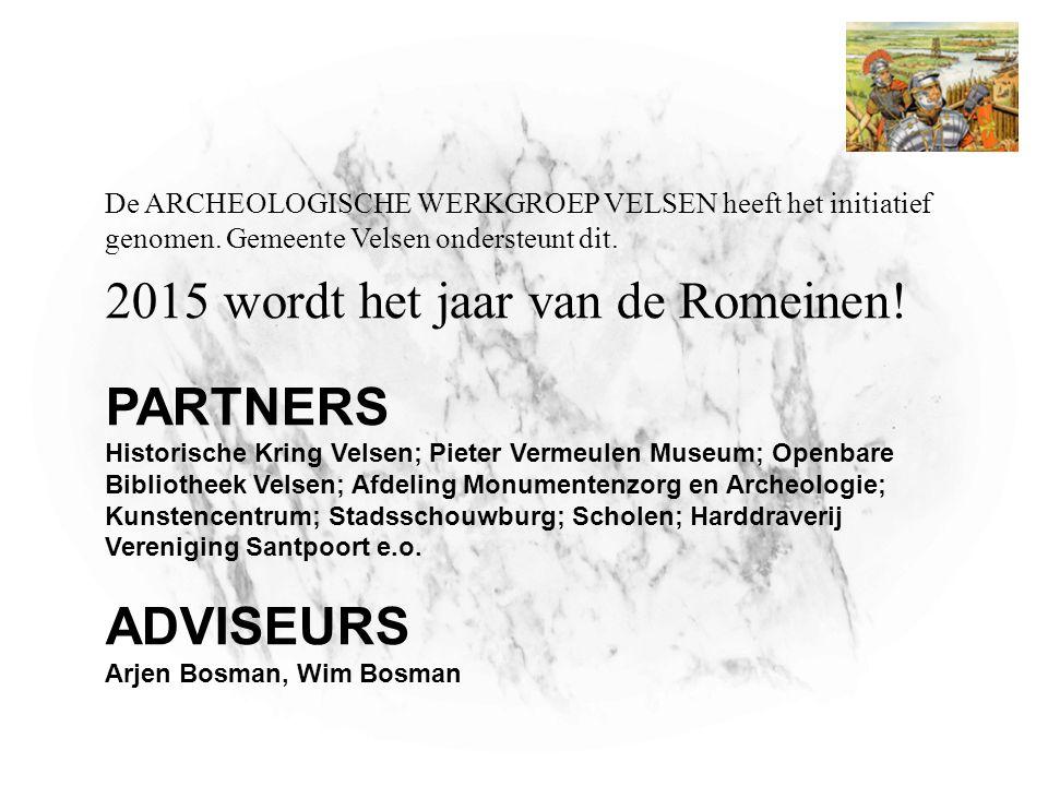 2015 wordt het jaar van de Romeinen!