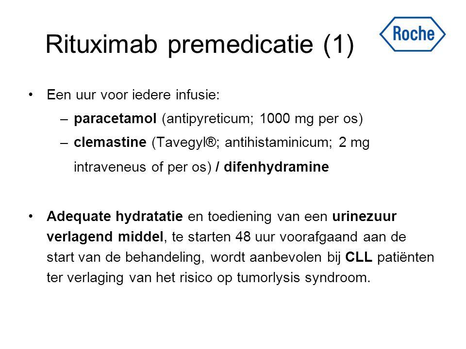Rituximab premedicatie (1)
