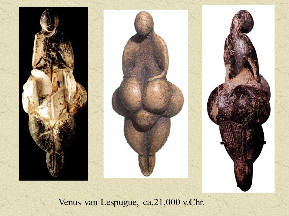 Venus van Lespugue, ca.21,000 v.Chr.