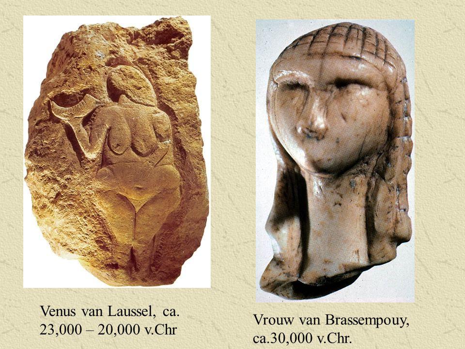Venus van Laussel, ca. 23,000 – 20,000 v.Chr