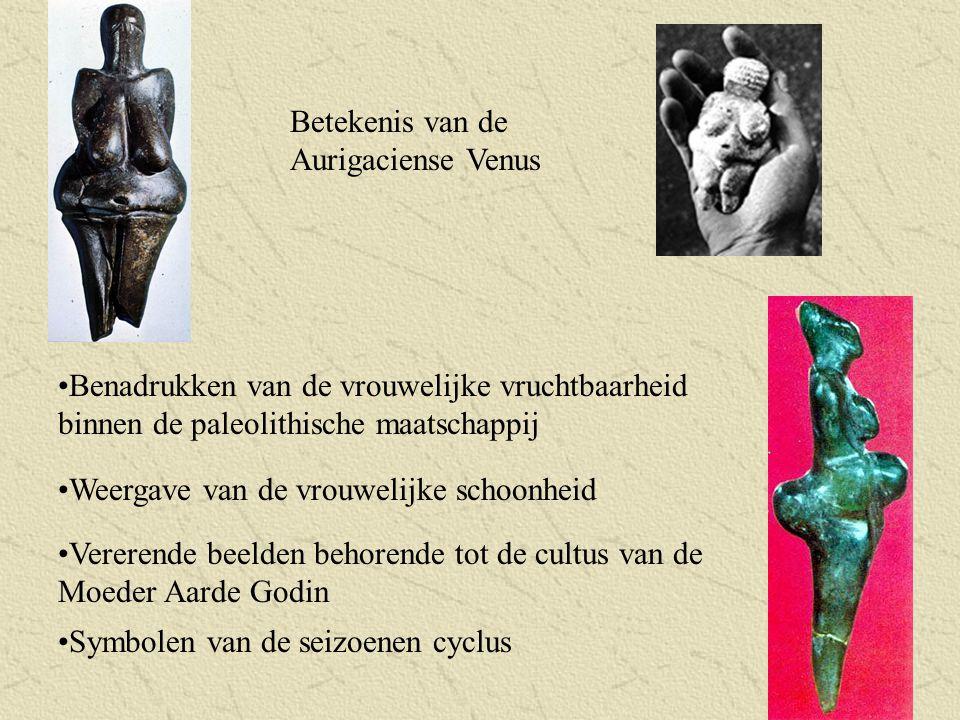 Betekenis van de Aurigaciense Venus