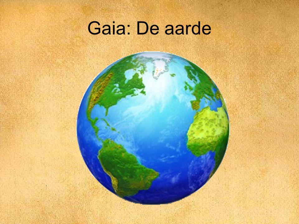 Gaia: De aarde