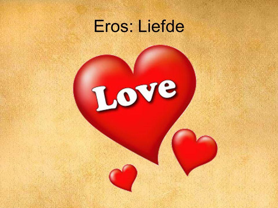 Eros: Liefde