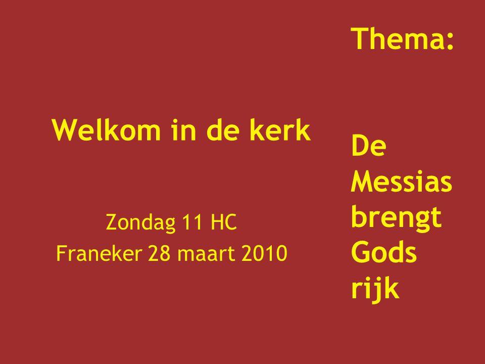 Zondag 11 HC Franeker 28 maart 2010