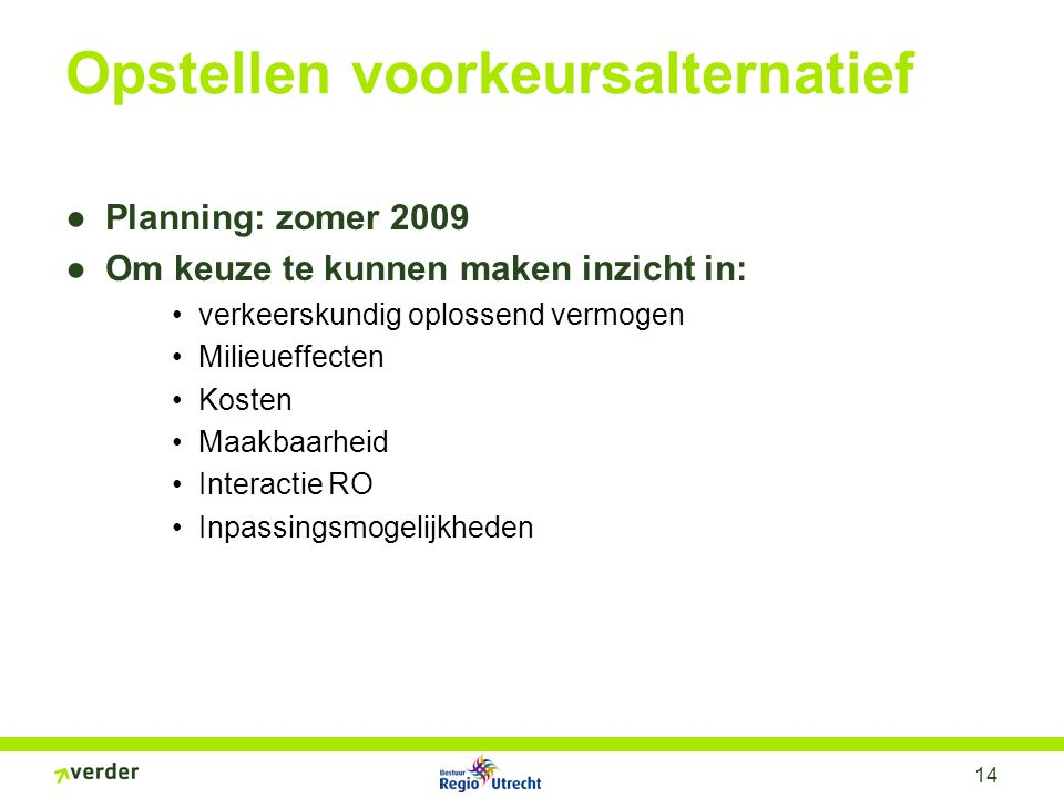 Informatieavonden Ring Utrecht