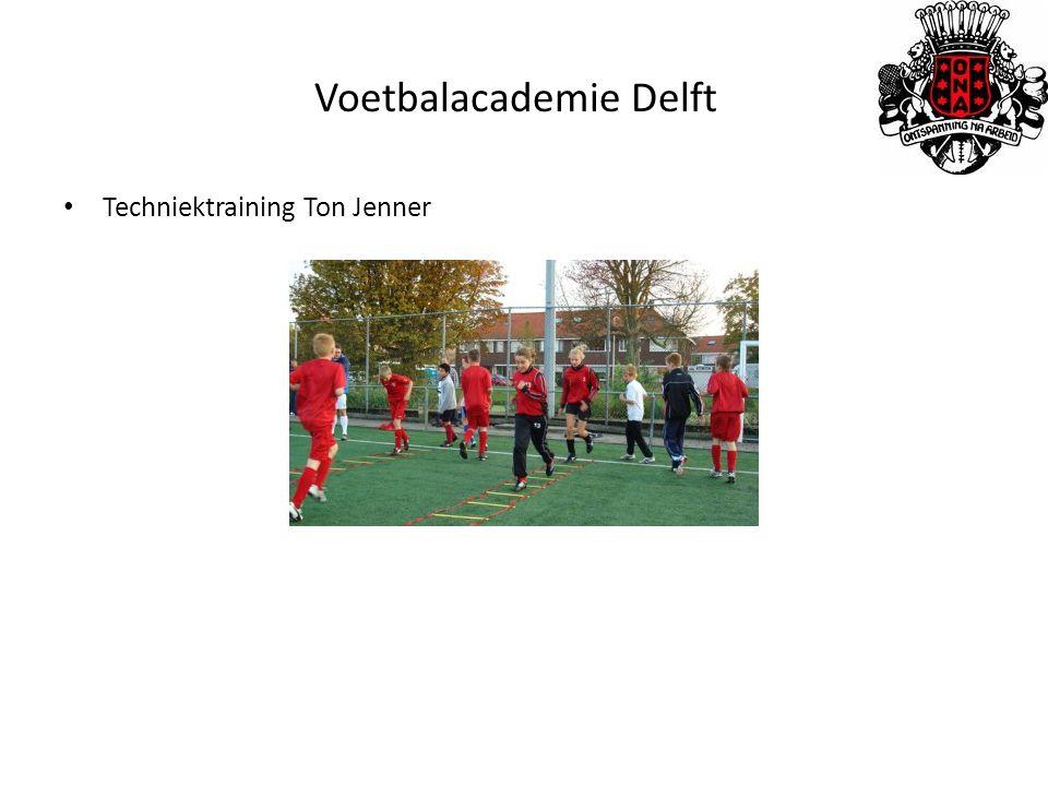 Voetbalacademie Delft