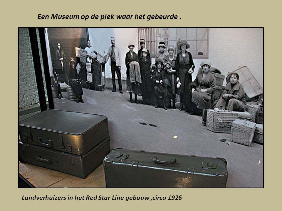 Een Museum op de plek waar het gebeurde .