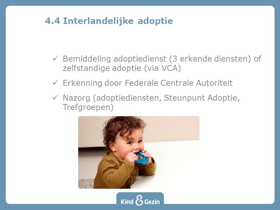 problemen bij adoptie