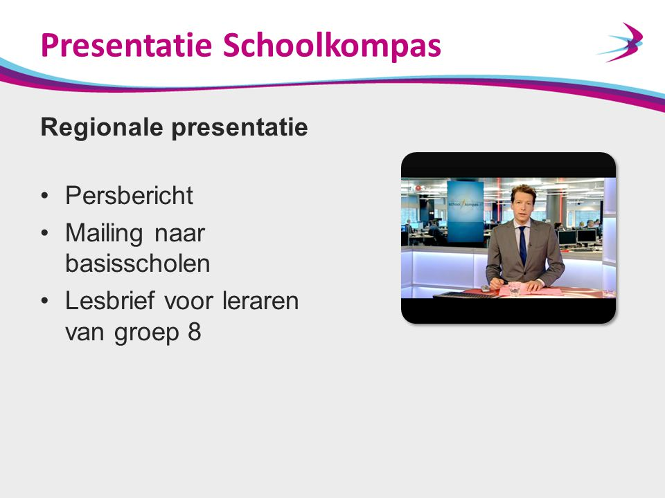 Presentatie Schoolkompas