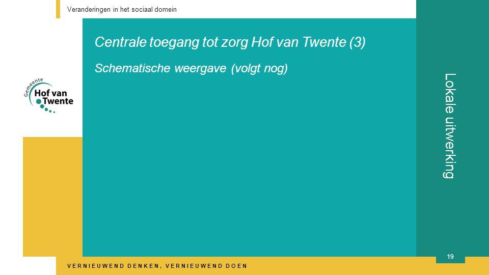 Centrale toegang tot zorg Hof van Twente (3)