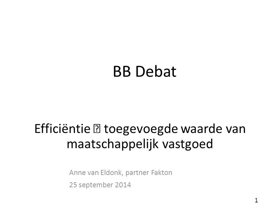Anne van Eldonk, partner Fakton 25 september 2014