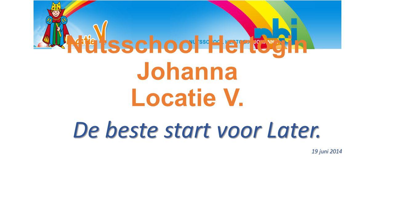 Nutsschool Hertogin Johanna Locatie V.