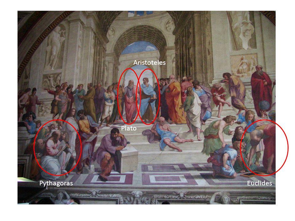 Aristoteles Plato Pythagoras Euclides