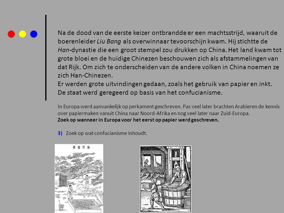 De staat werd geregeerd op basis van het confucianisme.
