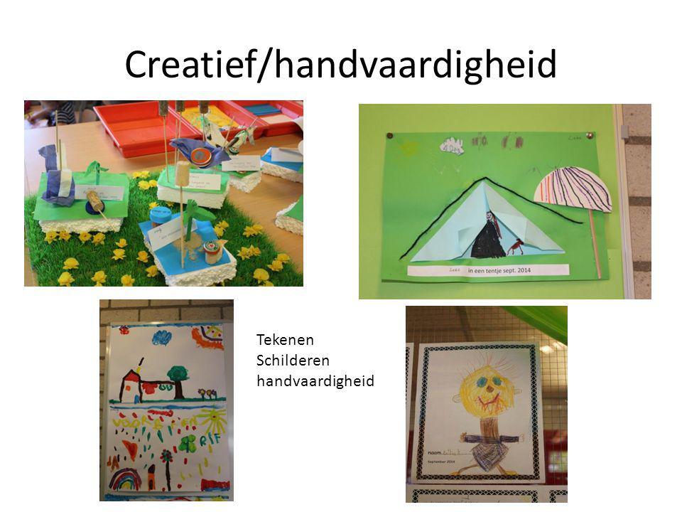 Creatief/handvaardigheid