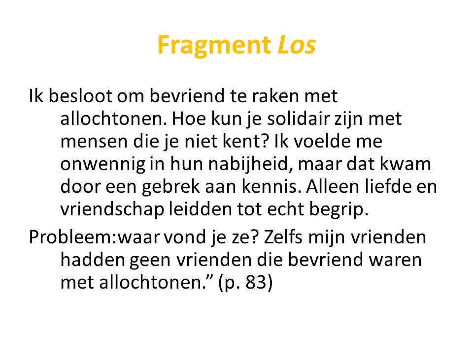 Fragment Los