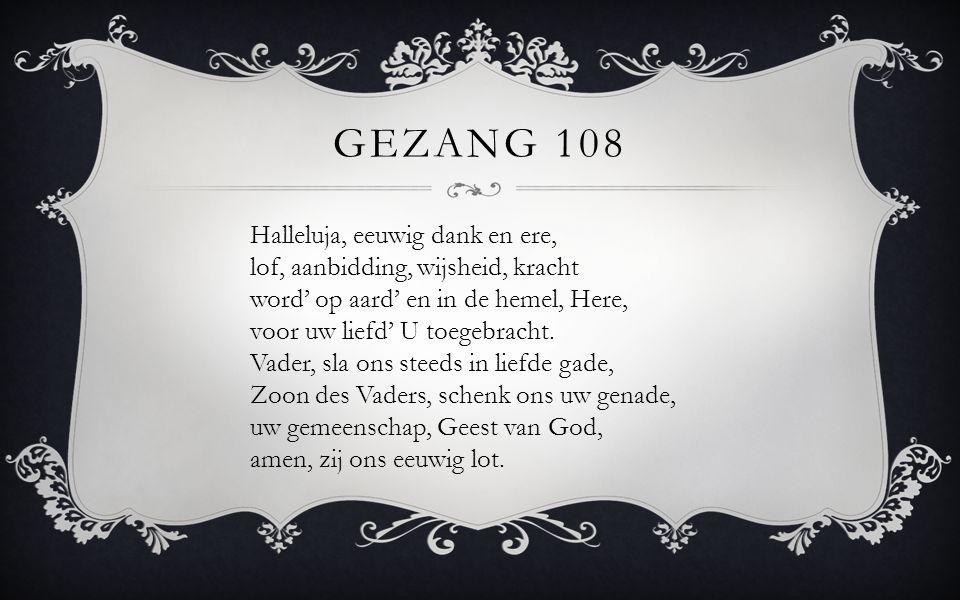 Gezang 108