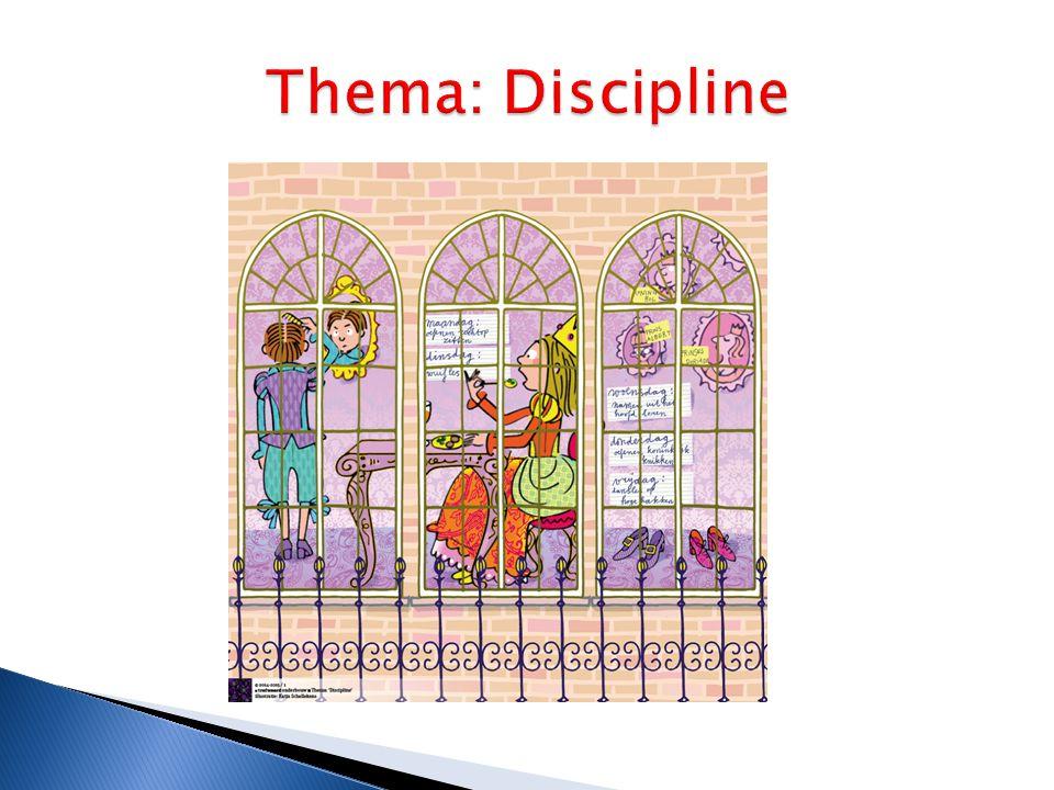 Thema: Discipline
