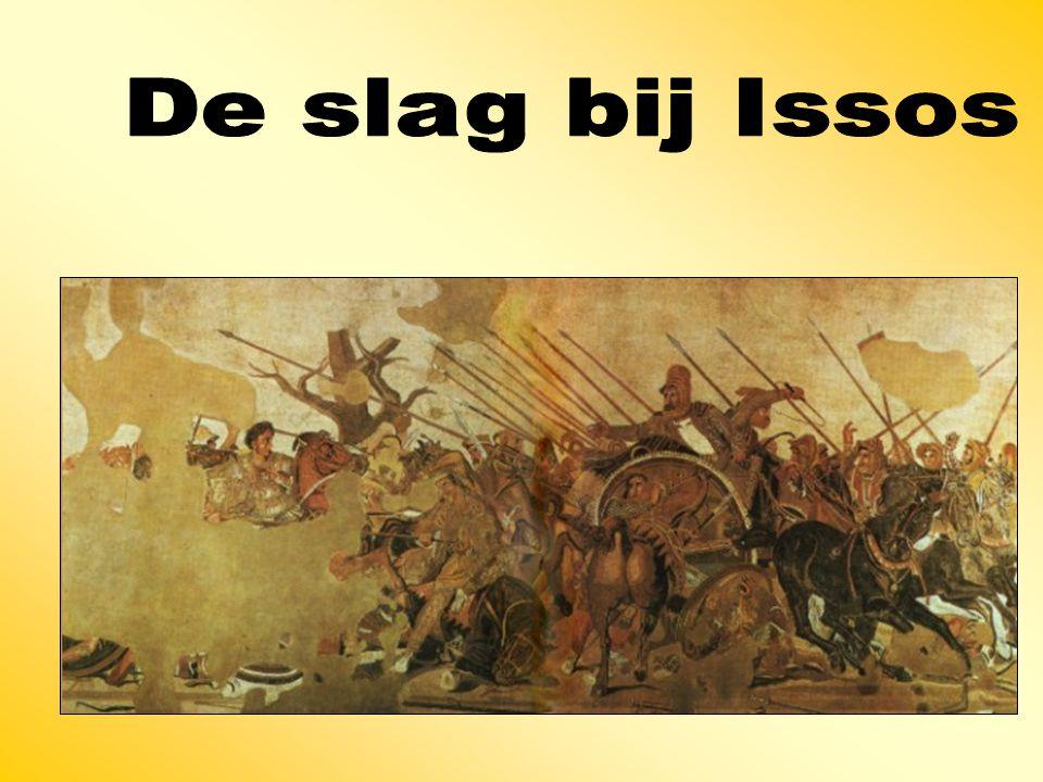 De slag bij Issos