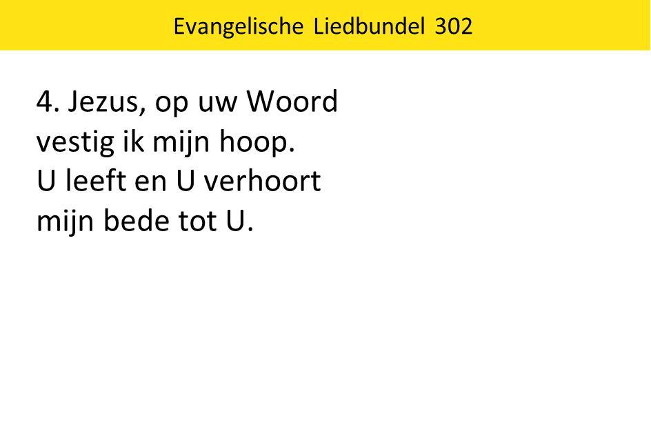 Evangelische Liedbundel 302