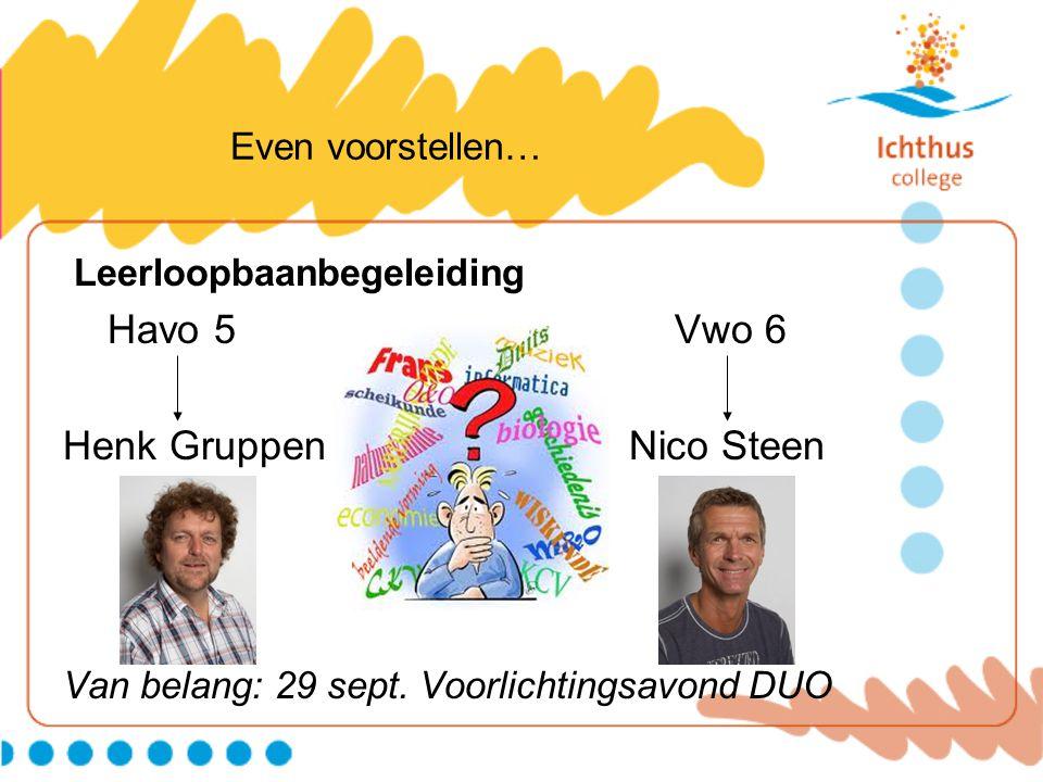 Henk Gruppen Nico Steen