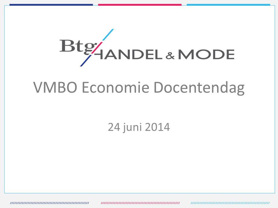 VMBO Economie Docentendag