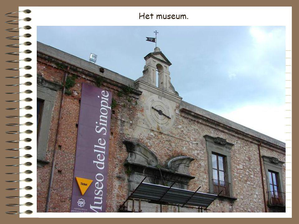Het museum.