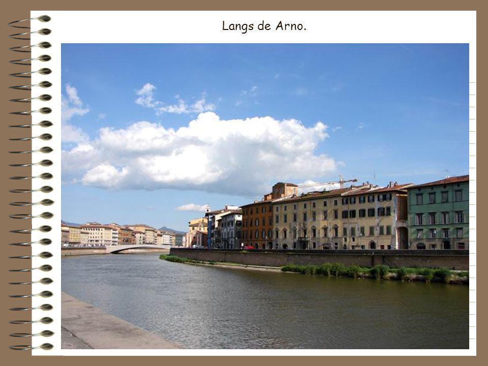 Langs de Arno.