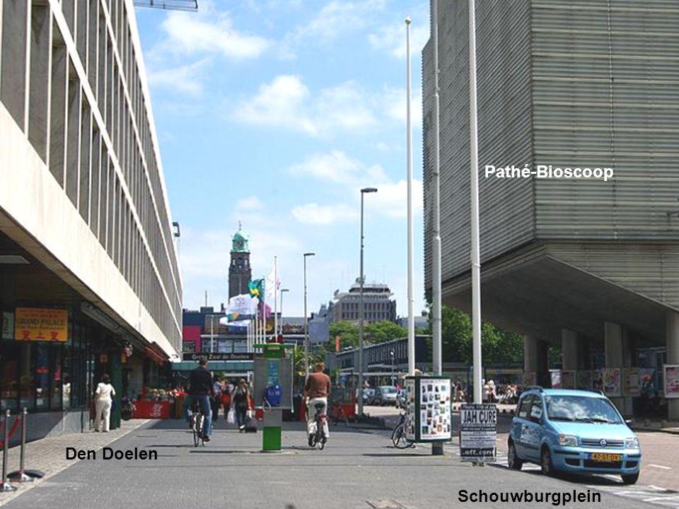 Pathé-Bioscoop Den Doelen Schouwburgplein