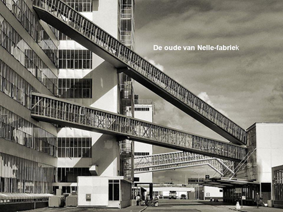 De oude van Nelle-fabriek