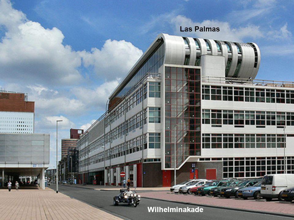 Las Palmas Wilhelminakade