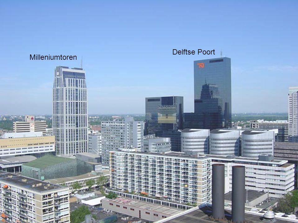 Delftse Poort Milleniumtoren
