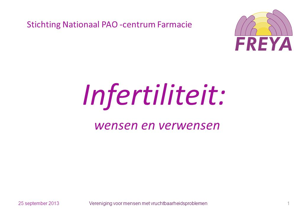 Stichting Nationaal PAO -centrum Farmacie