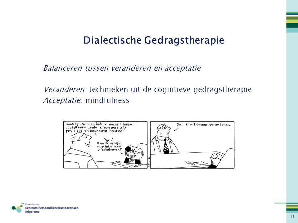 Dialectische Gedragstherapie