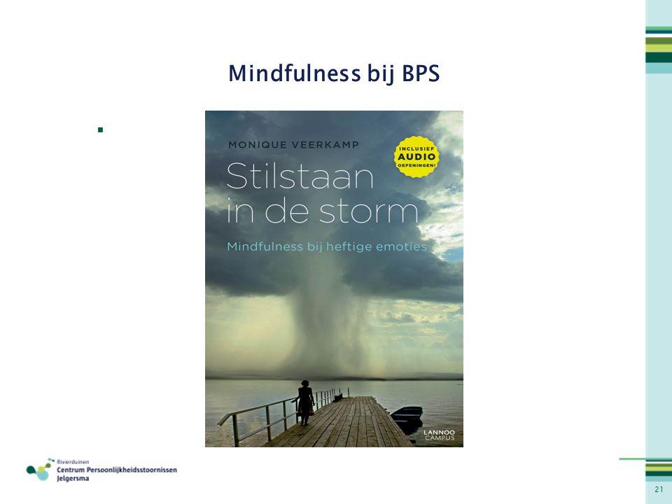 Mindfulness bij BPS