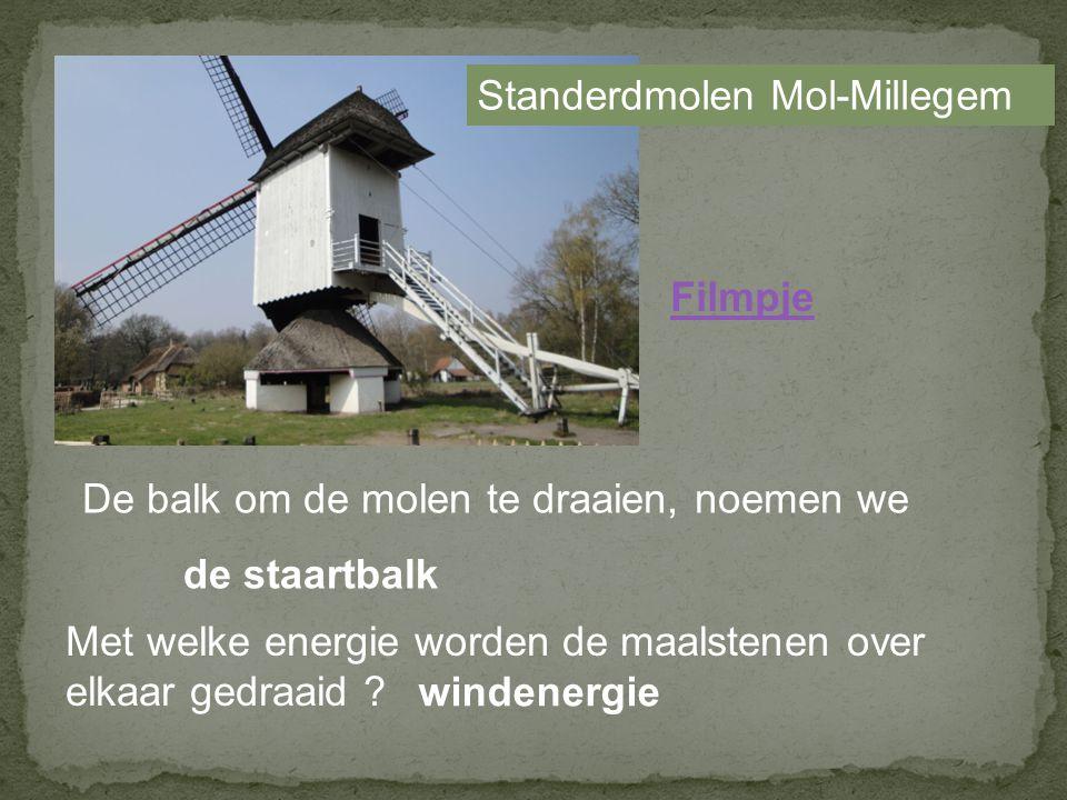 Standerdmolen Mol-Millegem