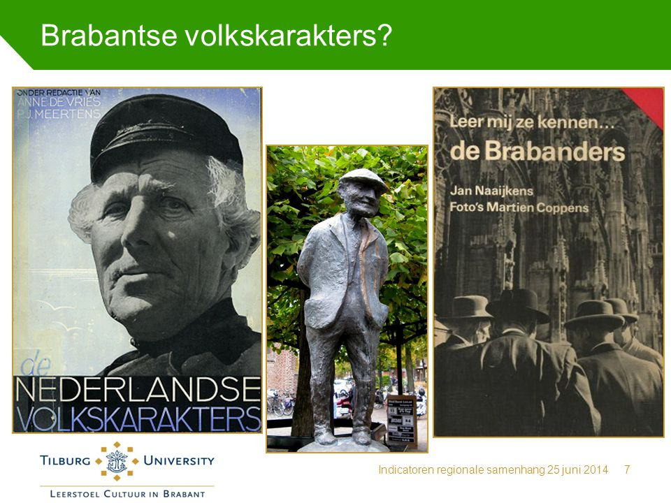 Brabantse volkskarakters