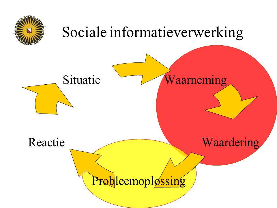 Sociale informatieverwerking