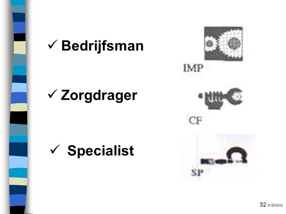 Bedrijfsman Zorgdrager Specialist