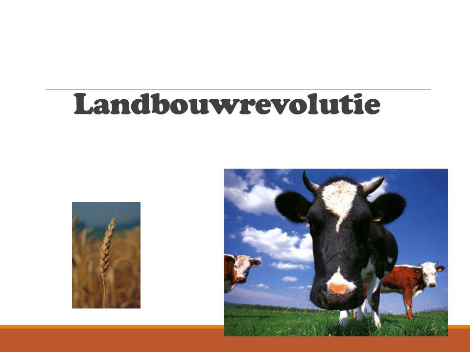 Landbouwrevolutie