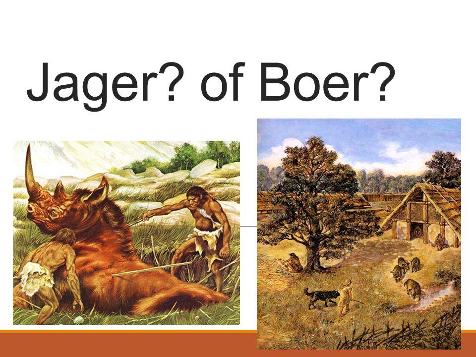 Jager of Boer