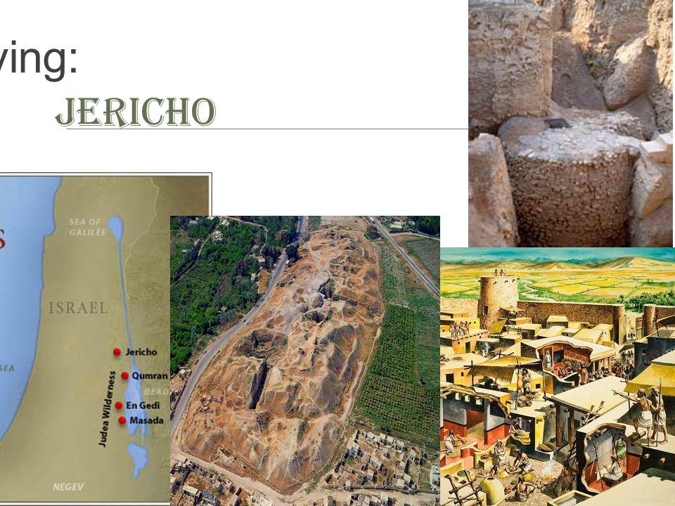 Beschaving: Jericho