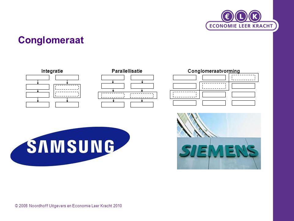 Conglomeraat Integratie Parallellisatie Conglomeraatvorming