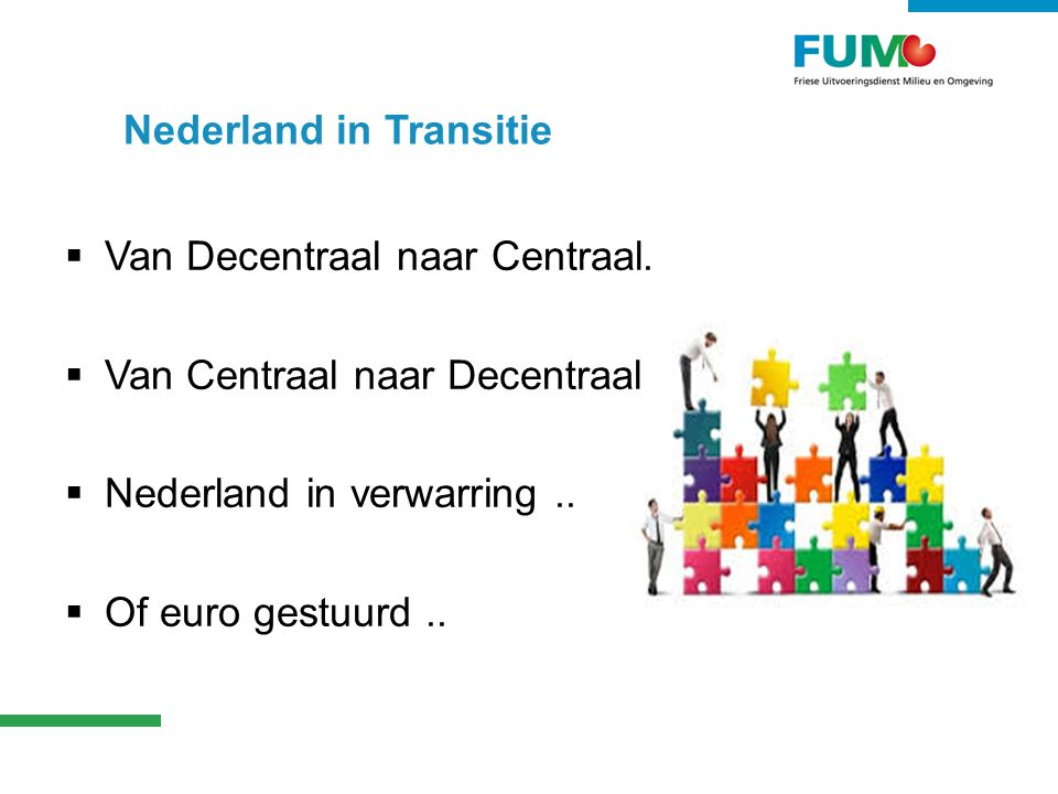 Nederland in Transitie