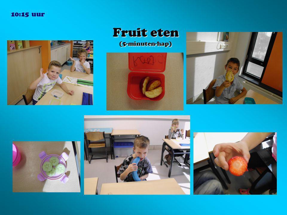 Fruit eten (5-minuten-hap)