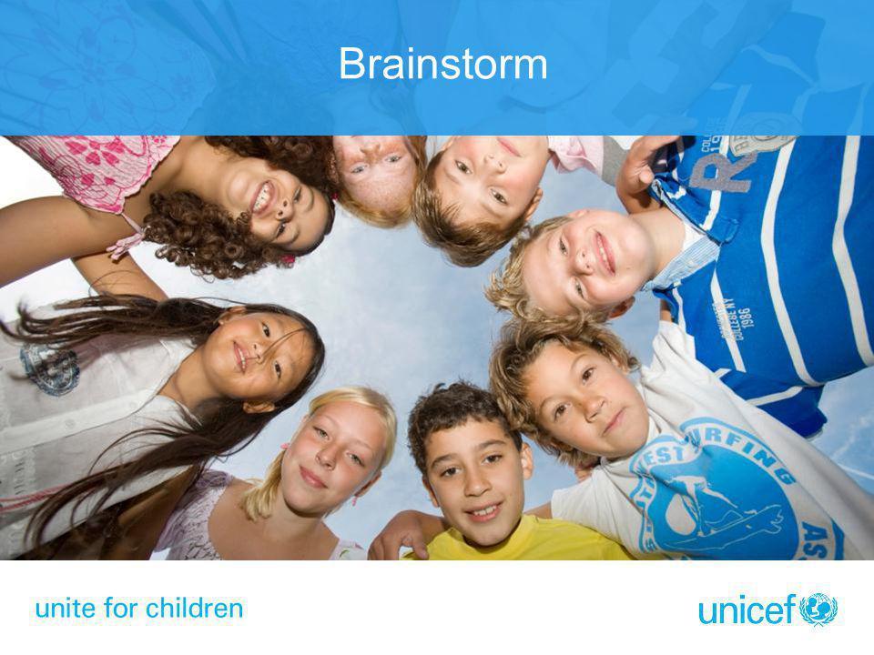 Brainstorm Hier kun je iets meer vertellen over jezelf en waarom je iets komt uitleggen over kinderrechten & het VN kinderrechten verdrag.