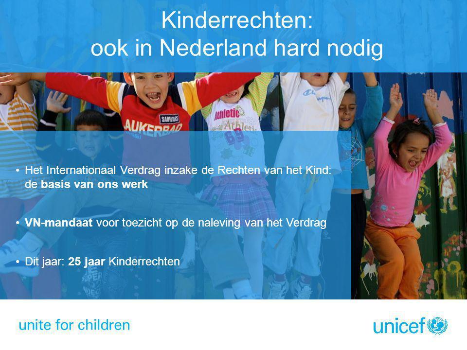Kinderrechten: ook in Nederland hard nodig