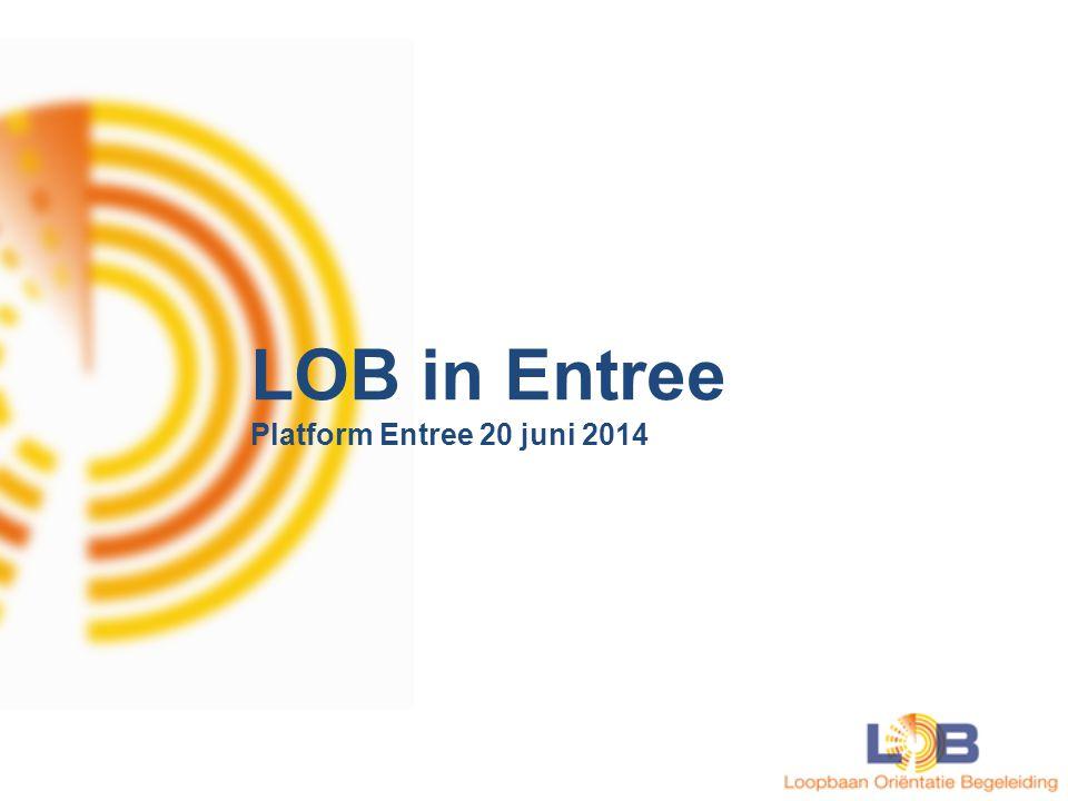 LOB in Entree Platform Entree 20 juni 2014