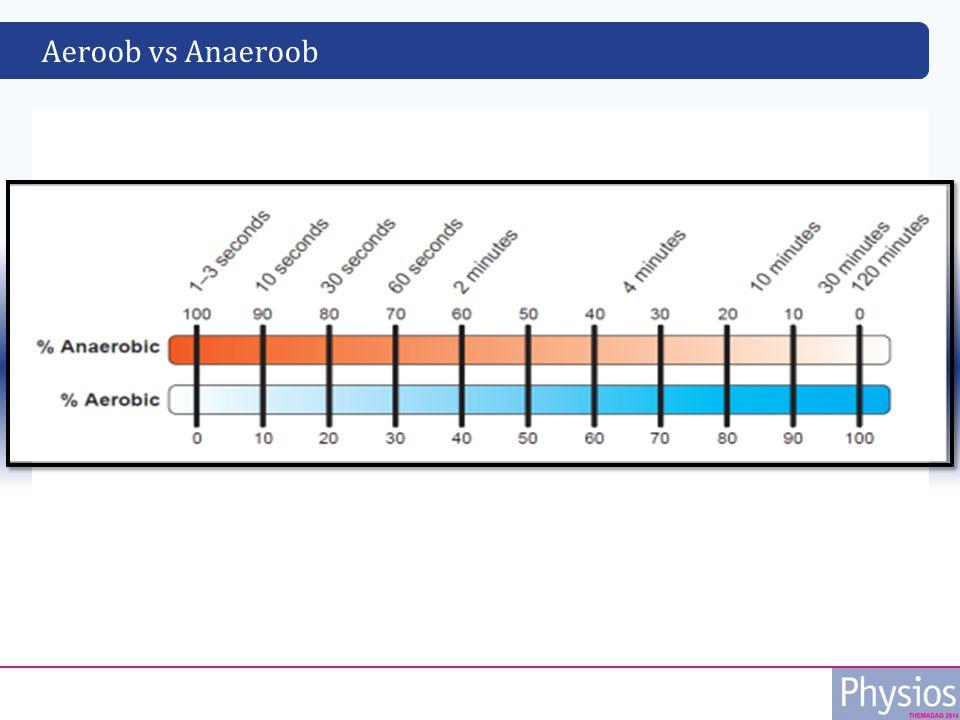 Aeroob vs Anaeroob